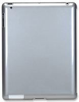 Manhattan iPad Snap-Fit Shell, crystal, hard-cover style and protection