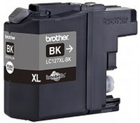 Brother lc-127xl inktcartridge zwart high capacity 1.200 pages