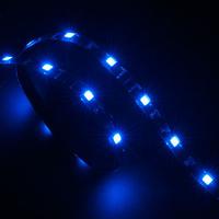 Akasa Vegas LED strip light, 50cm, Blue