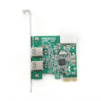 Gembird USB3.0 PCI-Express Card, 2 ports