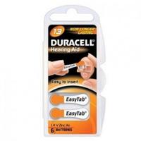 DURACELL BATTERY DA13N EASYTAB 6*PACK, multipack