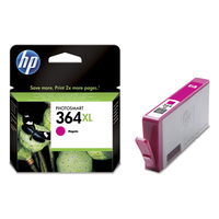 HP 364xl inktcartridge magenta high capacity 8ml 750 pagina s 1-pack met vivera inkt