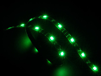 Akasa Vegas LED strip light, 50cm, Green