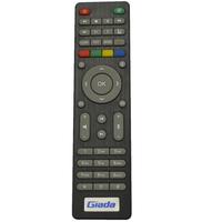 Giada IR Afstandsbediening, werkt met alle modellen voorzien van IR ontvanger of ingebouwde IR module, met HDMI kabel