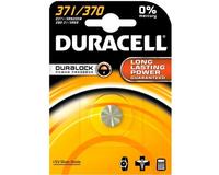 DURACELL BATTERY 370/371 SR69 1,5V BLISTER*1