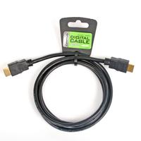OMEGA CABLE HDMI v.1.4 BLACK 1.5M bulk 41548