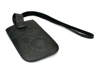 Sandberg Neckstrap phone pouch Black