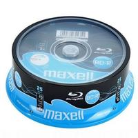 MAXELL BLU-RAY BD-R 4X 25GB FULL INKJET PRINT CAKE*25 276071.00.TW, multipack