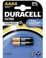 Duracell Batterij Ultra Power -AAAA (MX2500) 2St.