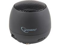 Draagbare Mini Speaker -zwart-