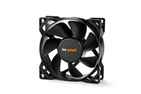be quiet! Pure Wings 2 80mm, 80x80x25, 1900 rpm, 19,2 dB, 26,3 cfm, 3 pin