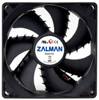 Zalman ZM-F2 Plus(SF), Silent Case Fan / - 92mm Fan / - Shark Fin Blade / - Sleeve Bearing / - 1700rpm plm 15% - 2800rpm plm 10%