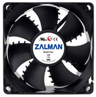 Zalman ZM-F1 Plus(SF), Silent Case Fan / - 80mm Fan / - Shark Fin Blade / - Sleeve Bearing / - 1700rpm plm 15% - 2800rpm plm 10%