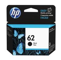 HP 62 zwart, origineel, inktcartridge voor envy 5540, 5542, 5544, 5642, 5644, 5646, 5660, 7640 officejet 5742, 8040