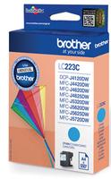 Brother LC-223 inktcartridge cyaan standard capacity 550 pagina s 1-pack