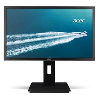 ACER B246WLbmdprx 61cm 24inch Wide TFT dual DisplayPort 1920x1200 LED 100M:1 6ms 300cd/m2 Speaker Height adjustable Pivot