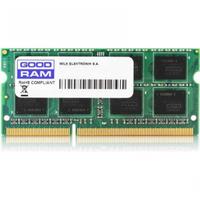 GOODRAM Essential SO-DIMM 4 GB, PC12800, DDR3-L 1600, low-voltage, 1.35V, CL11 - single rank