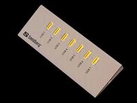 Sandberg USB 3.0 Hub 7 ports