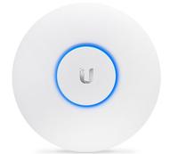 Ubiquiti UniFi AP AC-LR, Dual-Band, Indoor, 2.4 GHz 450 Mbps, 5 GHz 867 Mbps, 802.3af/A PoE & 24V PoE, 1 x GBit, Injector