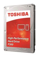 Toshiba P300 3.5 SATA6GBS HDD, 2 TB, 7200 rpm, 64 MB Cache