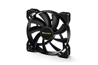 be quiet! Pure Wings 2 120mm PWM, 120x120x25, 1500 rpm, 19,2 dB, 51,4 cfm, 4 pin