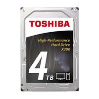 Toshiba X300 3.5 SATA6GBS HDD, 4 TB, 7200 rpm, 128 MB Cache