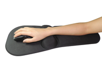 Sandberg Mousepad with Wrist + Arm Rest
