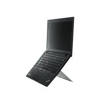 R-Go Riser Attachable Laptopstandaard, verstelbaar, zwart