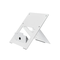 R-Go Riser Flexibel Laptop standaard, verstelbaar, wit