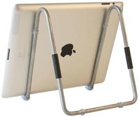 R-Go Easy Tablet Standaard, zilver