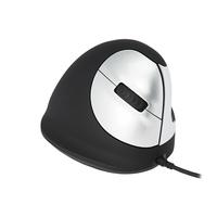R-Go HE Mouse, Ergonomische muis, Medium (165-195mm), Rechtshandig, Bedraad