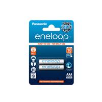 Panasonic Eneloop R03/AAA 750mAh, 2 Pcs, Blister