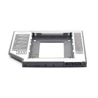 Gembird montageframe voor 2,5HDD of SSD in een 5.25&quot: SATA slim bay, 12 mm