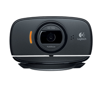 Logitech HD Webcam C525, USB, 720p, 30 fps