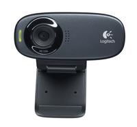 Logitech HD Webcam C310, USB, 720p 30fps, Mono Microfoon, UVC mode ondersteund