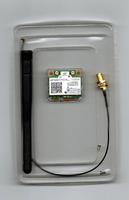 Giada WiFi en Bluetooth module, mini PCI Express, Azurewave met Giada antenne, 802.11 a/b/g/n/ac 1+1, Bluetooth 4.0