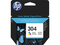 HP 304 Driekleuren Inkt Cartridge