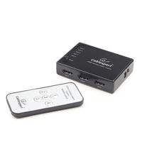 Gembird 5-poorts HDMI switch + afstandsbediening, *HDMIF