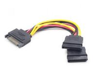Gembird SATA power split kabel 15 cm, *SATAM, *SATAF
