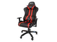 Sandberg eSports Equipment Commander Gaming Chair Black/Red
