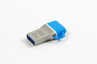 GOODRAM USB3.1 Flash Drive, 32 GB, ODD3, USB A and C connector, Compact, 60/20 MB/s (USB3/2/1.1 comp)