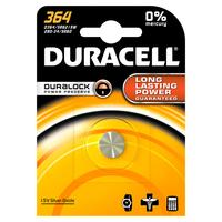 DURACELL BATTERY 364 SR60 1,5V BLISTER*1