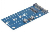 Gembird M.2 (NGFF) to Micro SATA 1.8 SSD adapter card (Connect M2 card to Mini SATA)