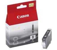 Canon cli-8b inktcartridge zwart standard capacity 13ml 2.795 pagina s 1-pack