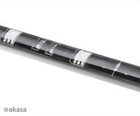 Akasa VegasM secure 10 pc Magnetic LED strip light, 50cm, Blue