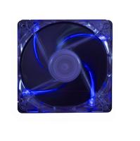 XILENCE Performance C case fan 120 mm, transparent blue LED // XPF120.TBL