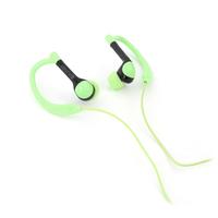 PLATINET IN-EAR EARPHONES + MIC SPORT PM1072 GREEN [42940