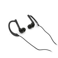 PLATINET IN-EAR EARPHONES + MIC SPORT PM1072 BLACK [42936