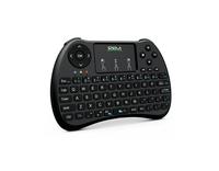 Rikomagic K6 2.4G wireless mini keyboard with Touchpad, Li-ion accu, 140*90*17 mm