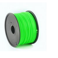 Gembird ABS plastic filament for 3D printers, 1.75 mm diameter, green